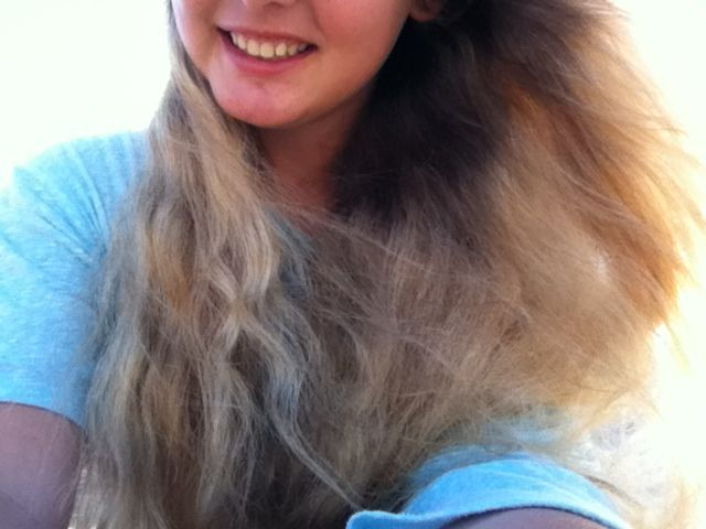 windy day at the beach :)