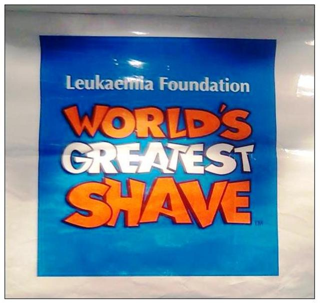 Worlds Greatest Shave!