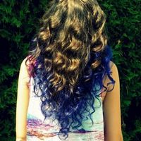 Thumb indigo%20ombre%20hair 1346207876