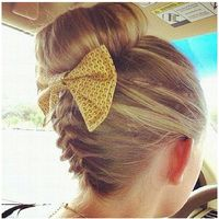 Thumb braided%20bun%20with%20bow%20 1356624514