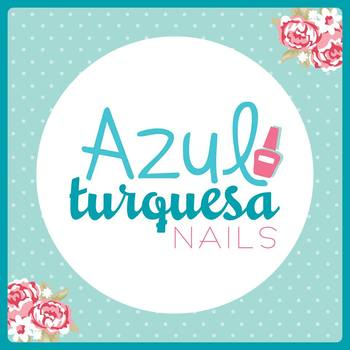Azul Turquesa Nails