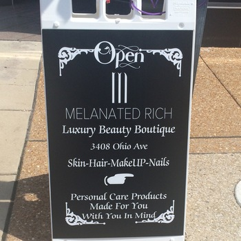 Melanated Rich Luxury Beauty Boutique
