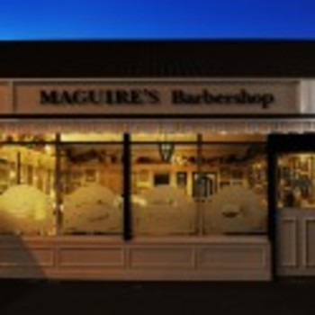 MAGUIRE'S BARBER SHOP